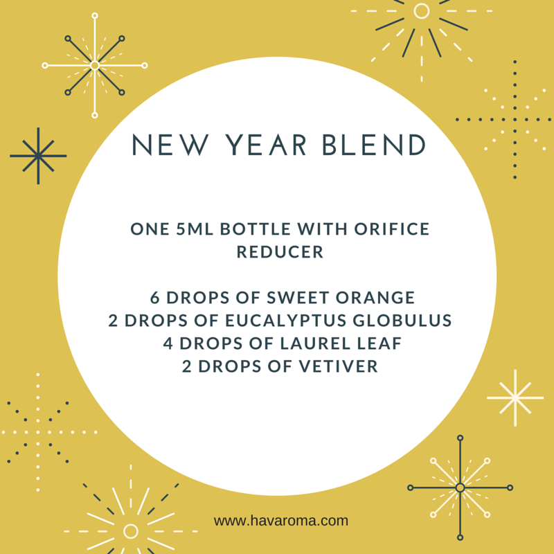 A New Year Blend - Havaroma